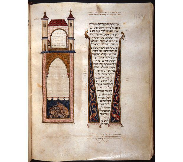 The Met Shows Off Medieval Hebrew Bibles – Tablet Magazine
