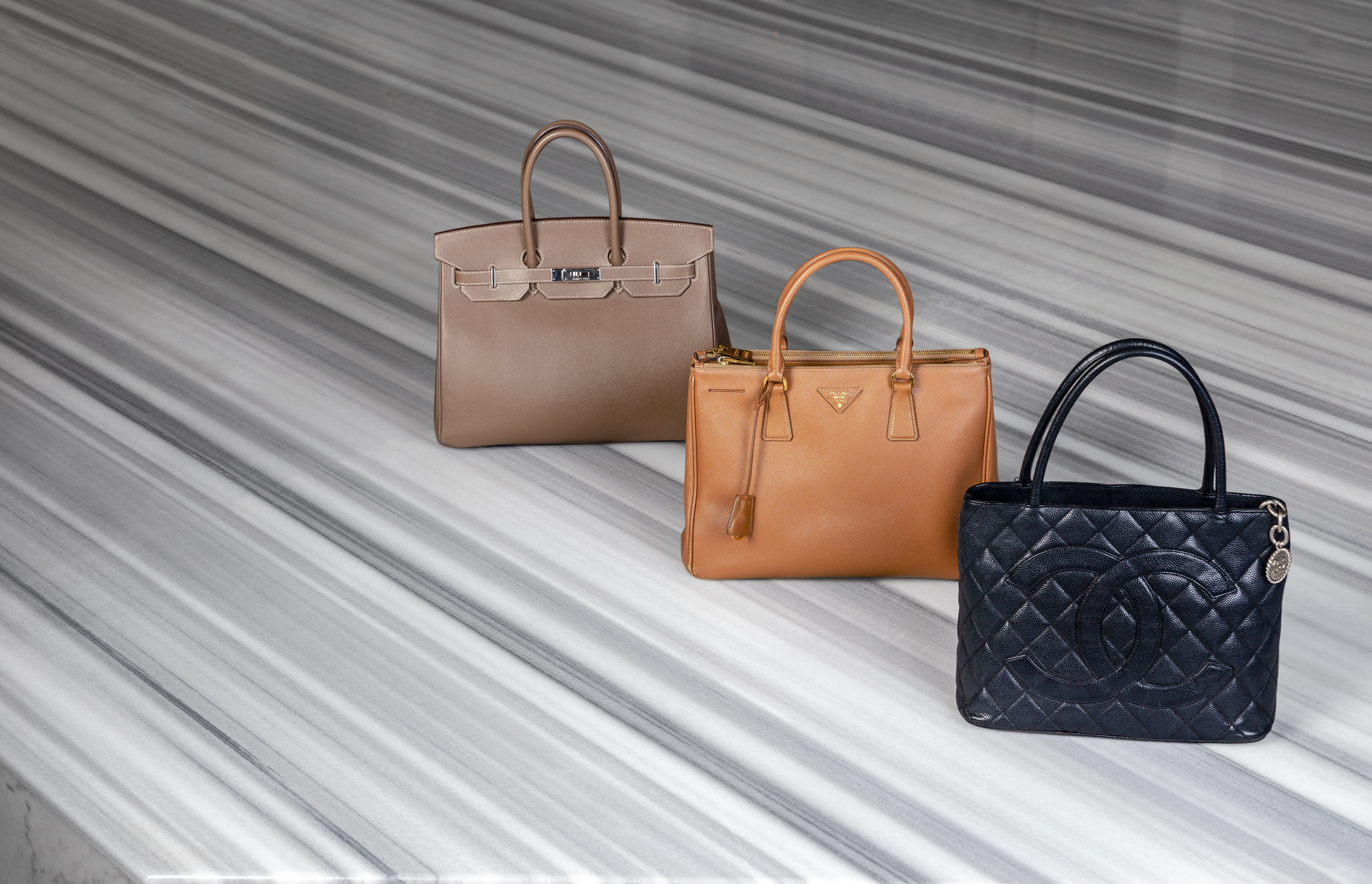Buy and Sell Authentic New and Preloved Luxury pieces