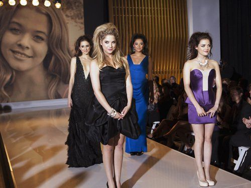 Pin for Later: The Killer Outfits on Pretty Little Liars Will Haunt You All Week Long Season 2