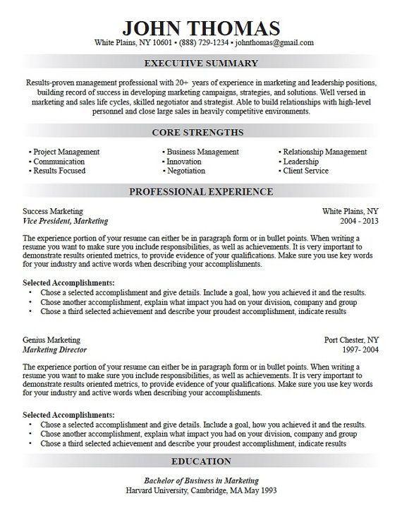 Custom resume writing youtube