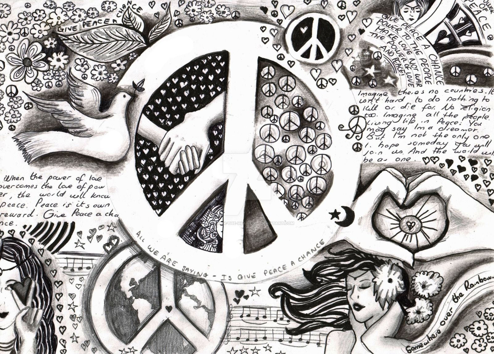 Pin On Peace Yesterday Today And Tomorrow