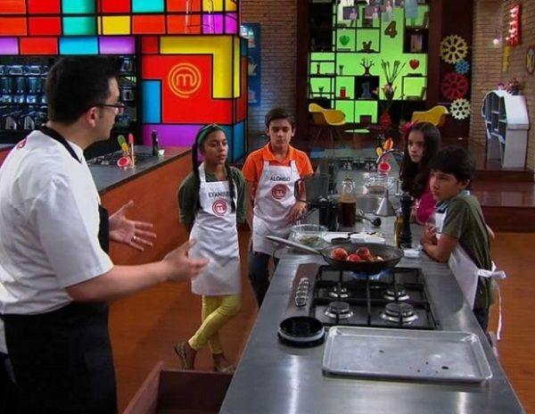 Emocionante Semifinal de Master Chef Junior