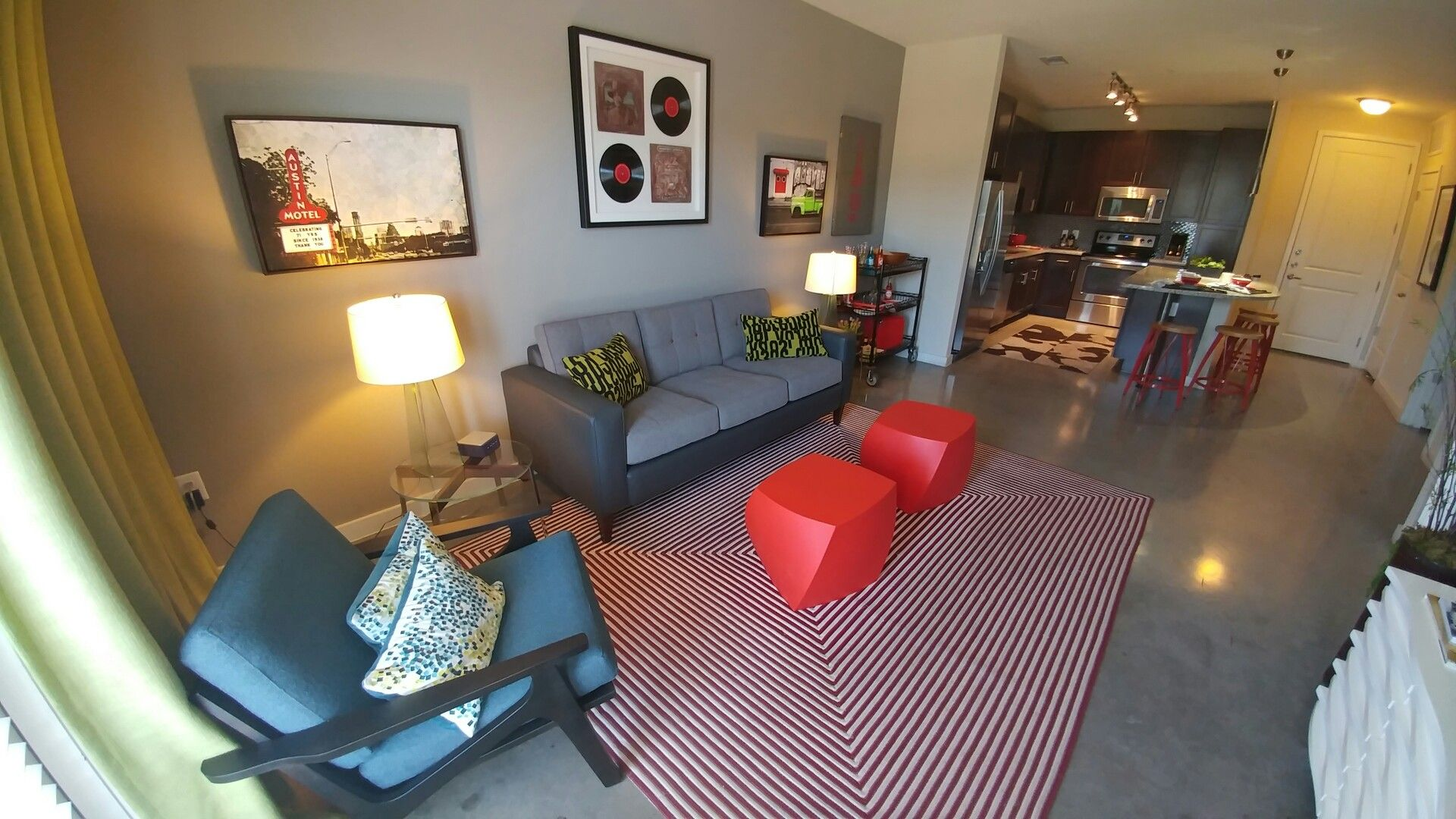 A Little Souther Modern Charm Apartment Interior Apartment Interior Design Interior Design