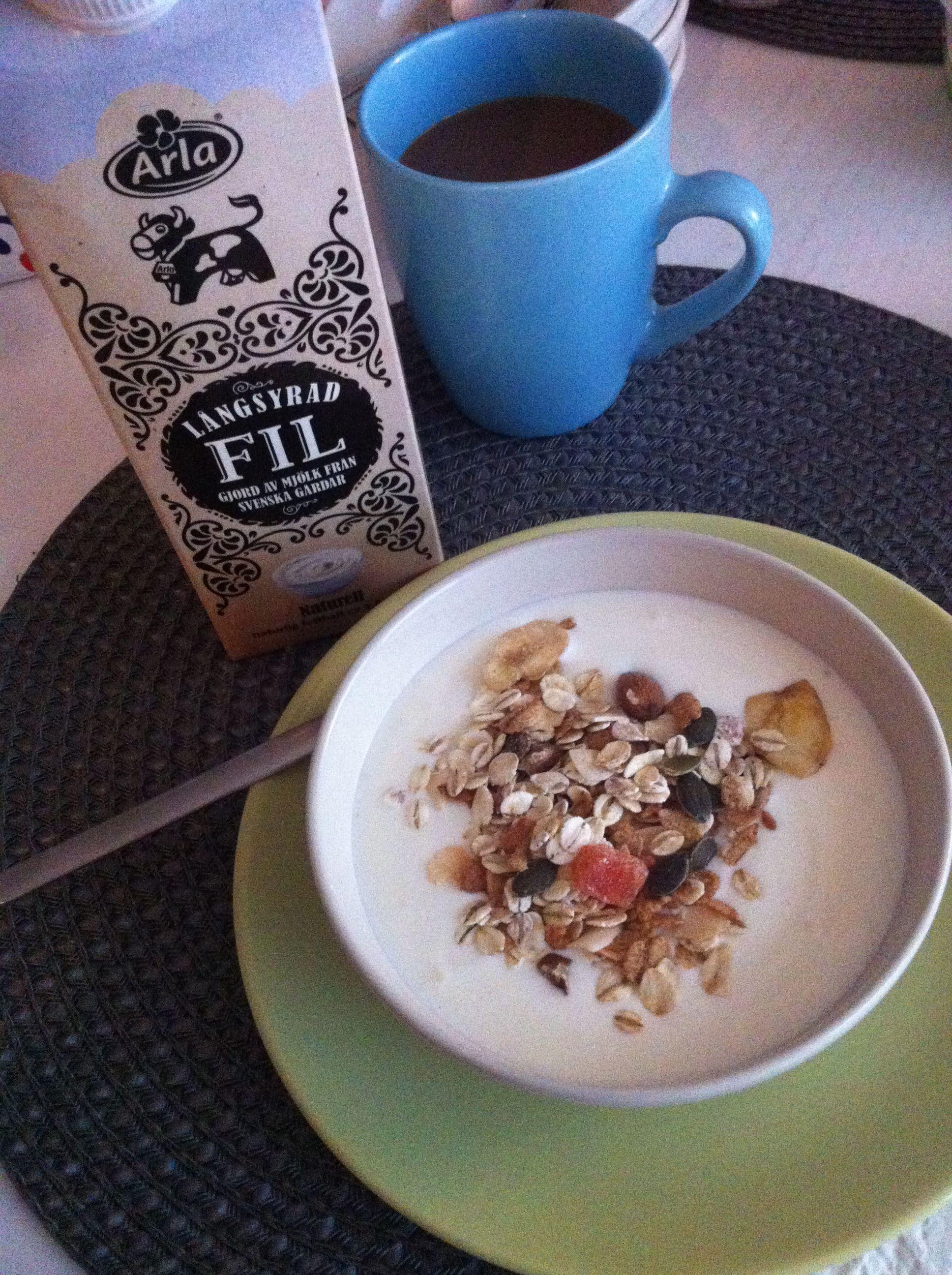 A good party starts with a good breakfast! #smartson #långsyradfil