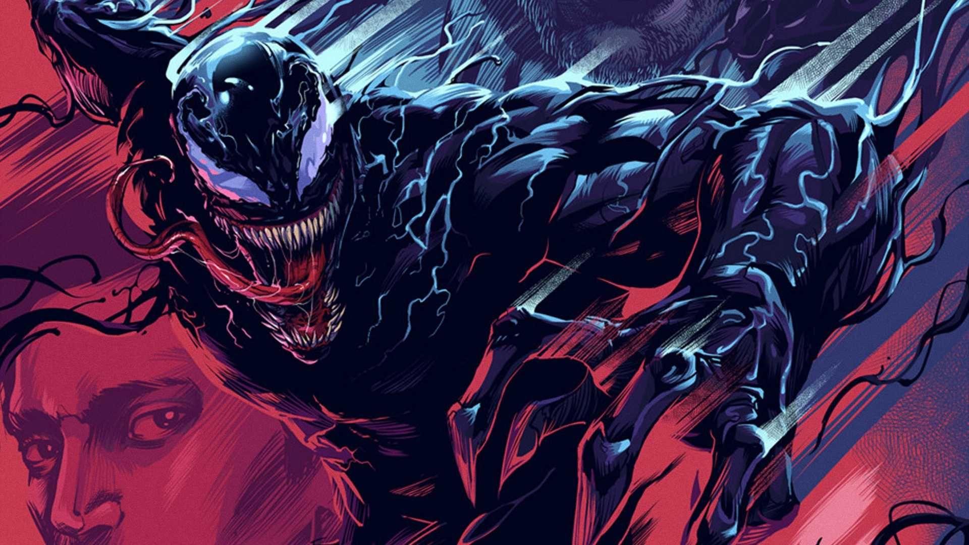 Venom Movie Ultra Hd Wallpaper Film Venom Art Venom Venin