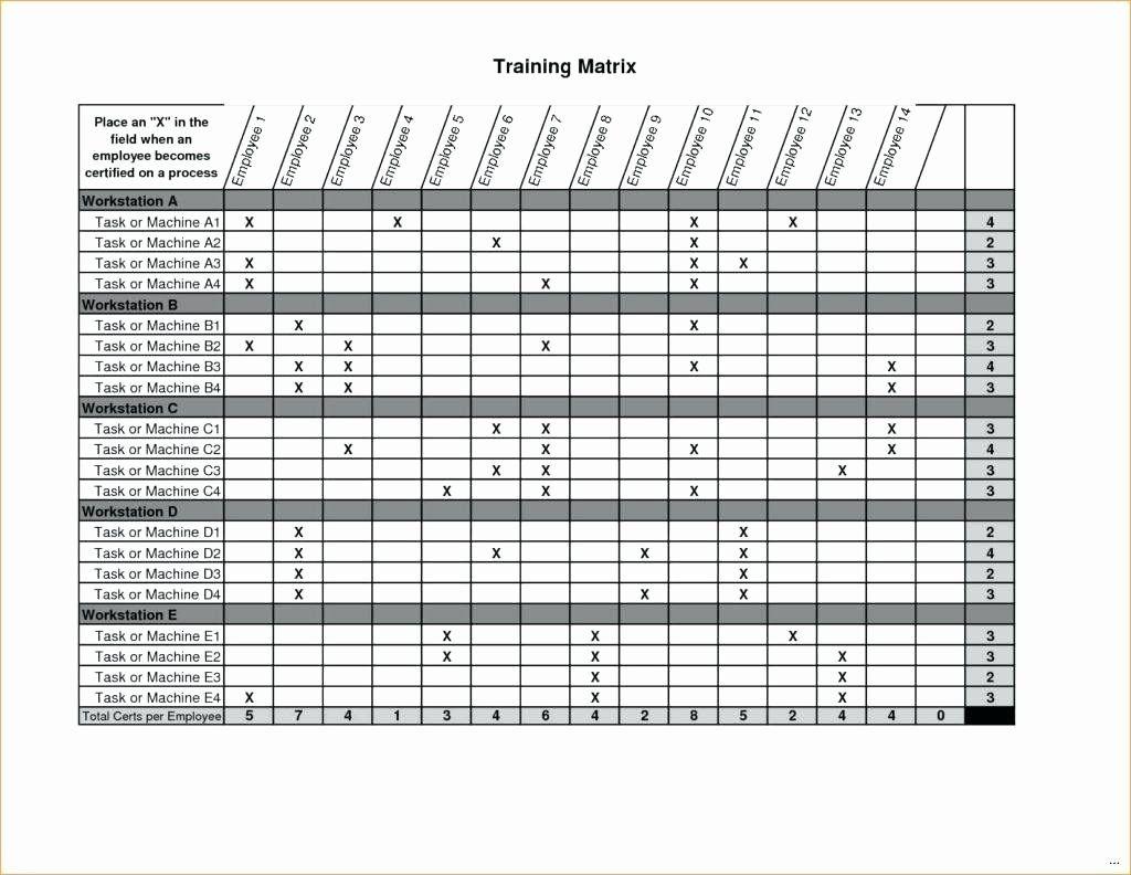 Employee Scheduling Template Excel Elegant 6 Amazing Employee Training Matrix Template Excel And How To Employee Training How To Plan Training Plan Training matrix template excel free download