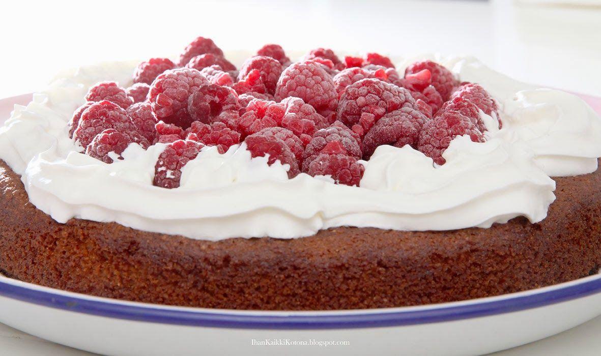 Big Runeberg cake