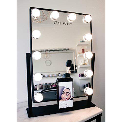 vanity mirror with lights for bedroom | makeup vanity