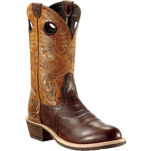 6329898a328 10009565 Mens Heritage Western Ariat Boots   Boots   Boots, Shoe ...