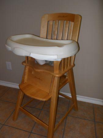 Eddie Bauer High Chair craigslist $85
