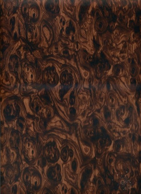 New Designed Walnut Burl Wood Grain Water Tranfer Printing