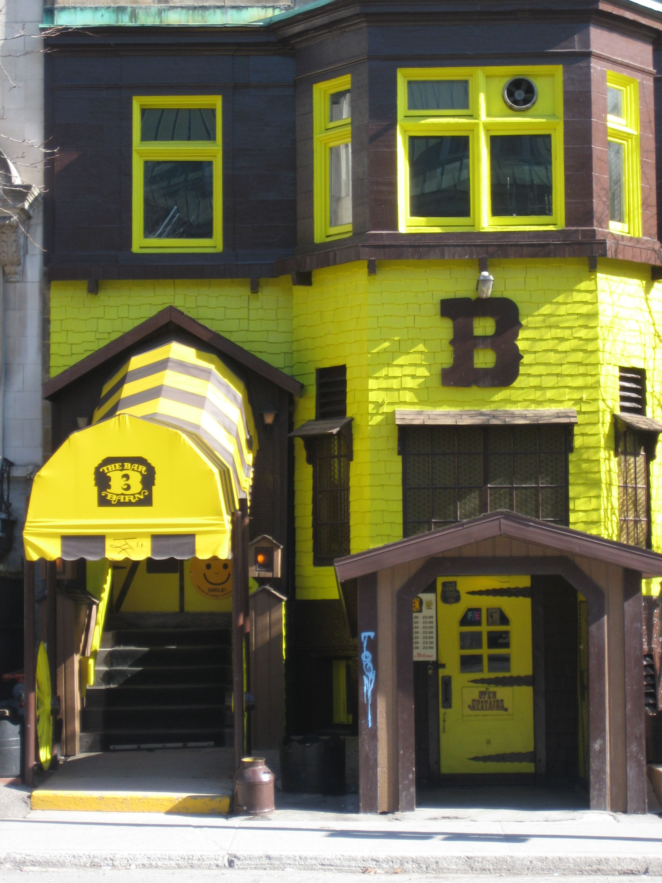THE BAR B BARN | Bar b barn, Montreal quebec, Old montreal