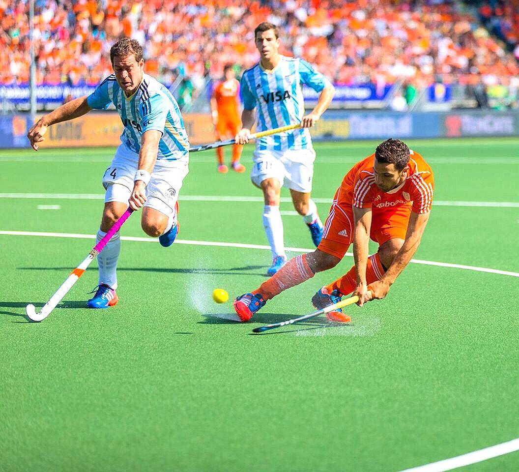 Holland Vs Argentina Rabobank Hockey World Cup 2014 We Love Field Hockey Cuerpo Humano Cuerpo