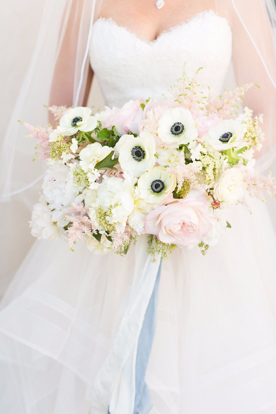 Get that spring feeling at this whimsical winery wedding blush