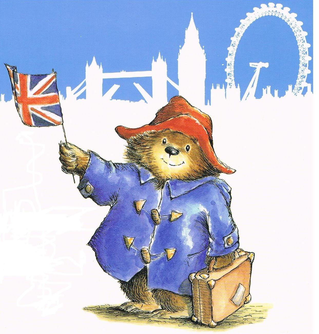"""Αποτέλεσμα εικόνας για ILLUSTRATION PUDDINGTON BEAR"""""""