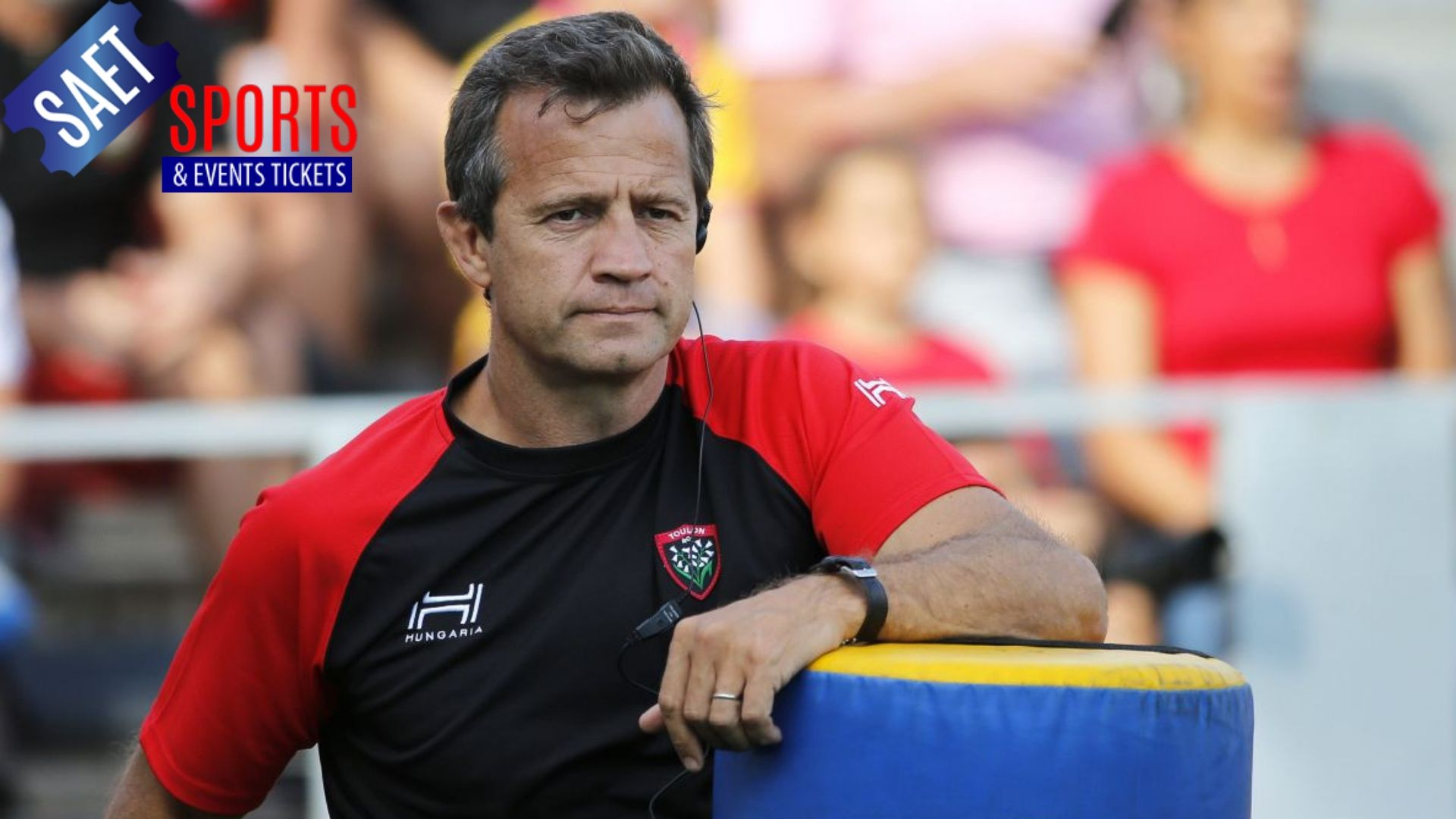 Galthie Confirmed As France's Next Head Coach After Rugby