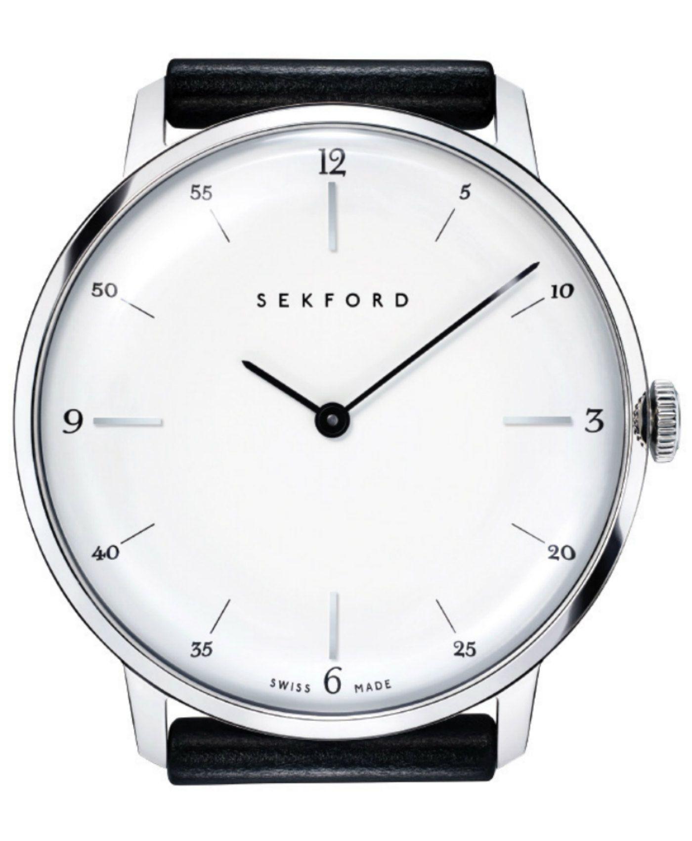 Sekford Type 1a Sek002 Uhr Timex Watches Watches Black
