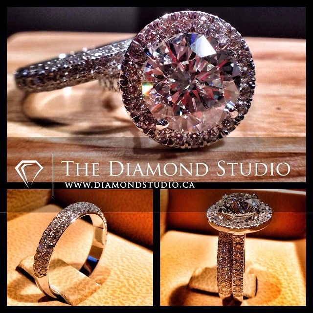 There Is No Rule Of Thumb On What The Wedding Band Should Be To Pair