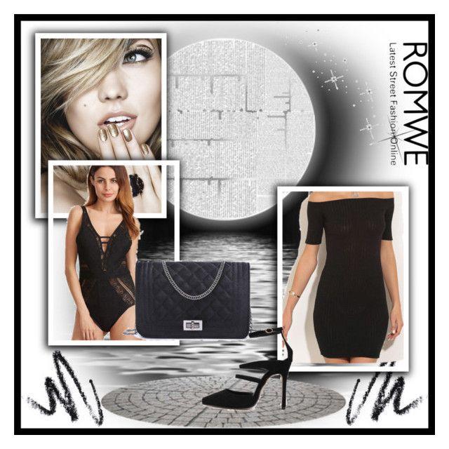 """Romwe 6.Set"" by deyanafashion ❤ liked on Polyvore featuring Benefit"