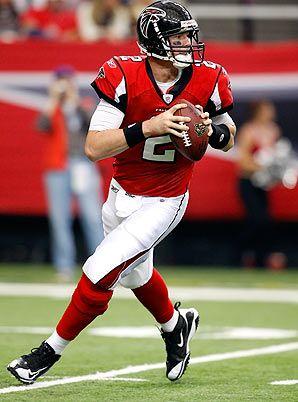 Matt Ryan and the Atlanta Falcons