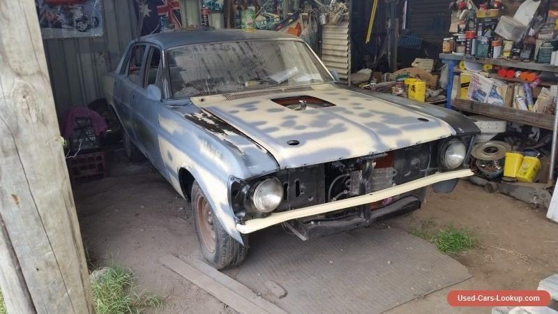 Car for Sale ford 1971 xy gt falcon replica sedan