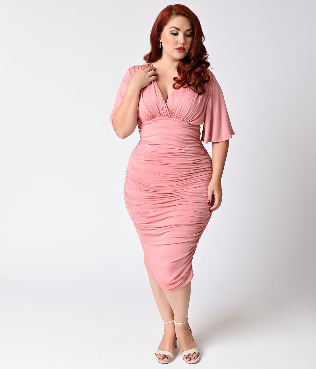 Gigi Marie   Redheads: Curvy & Plus-Size   Curves clothing ...