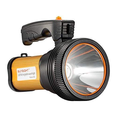Bright Rechargeable Searchlight Handheld Led Flashlight