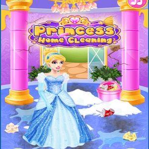 Принцессы: Уборка Дома - играть онлайн бесплатно в 2020 г ...