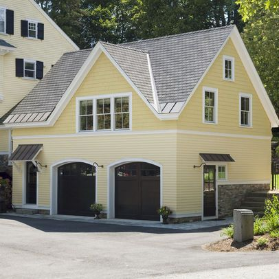 2 Car Garage Man Door Design, Pictures, Remodel, Decor And Ideas   Page