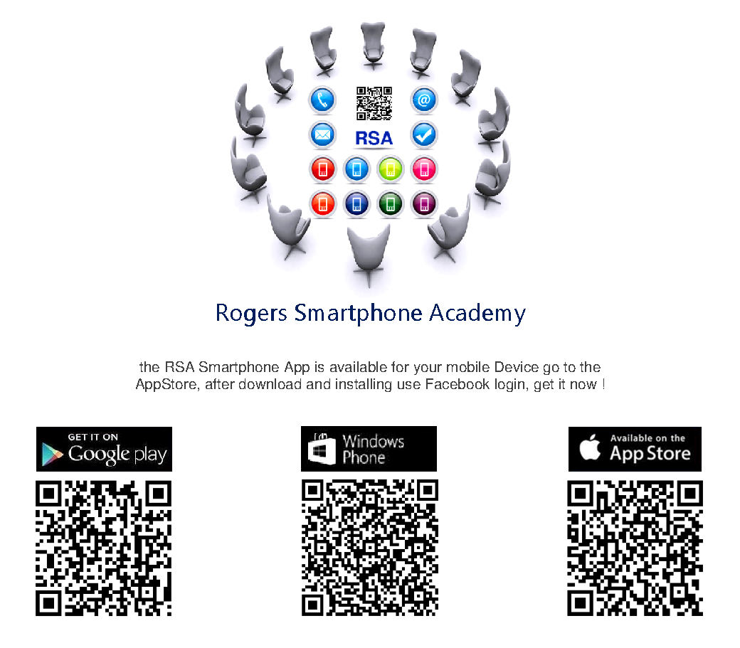 the RSA Smartphone App is available for your mobile Device