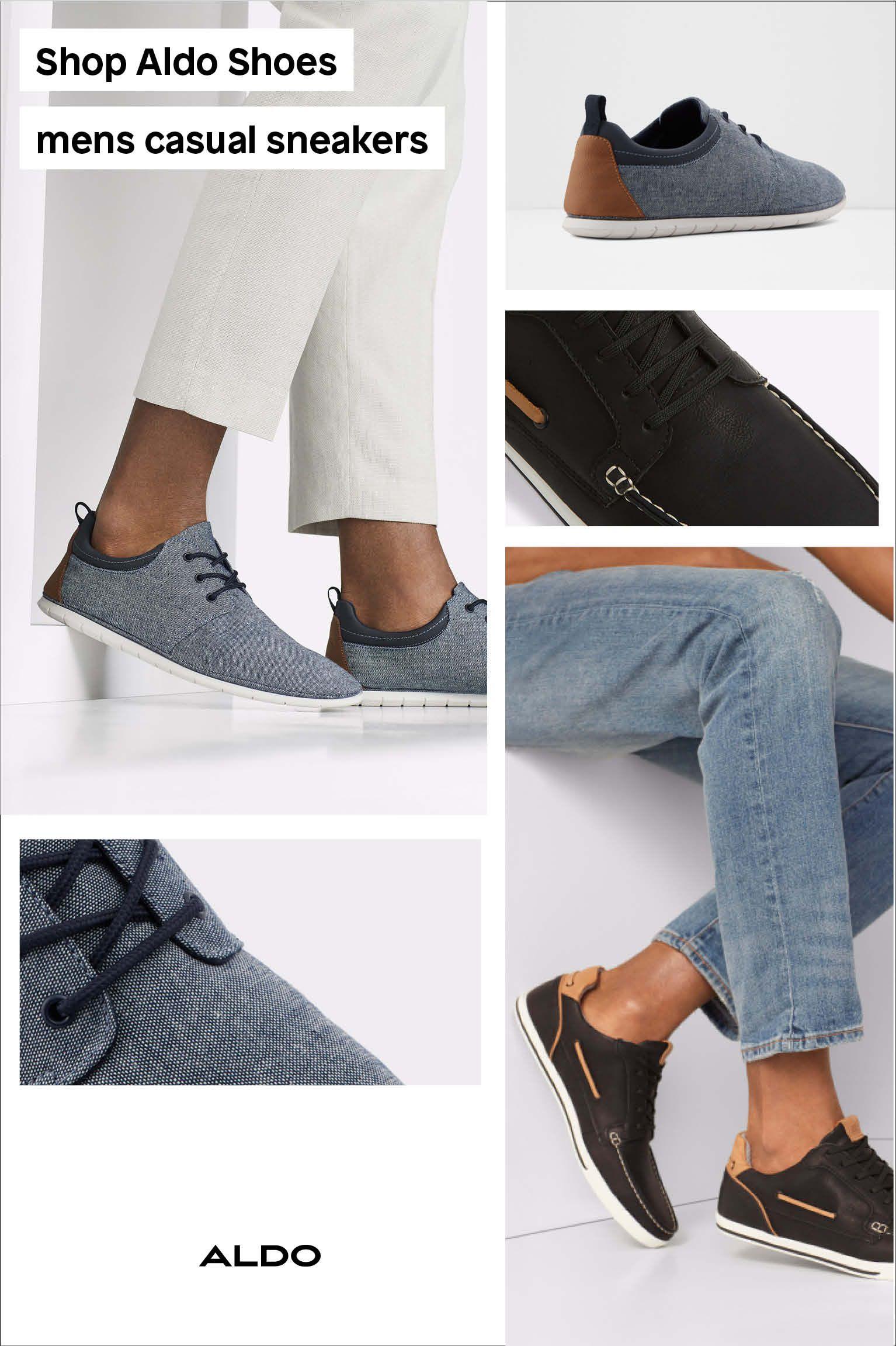 Aldo shoes casual mens sneakers | Boat