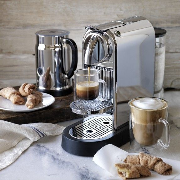 Nespresso Citiz Espresso Machine with Aeroccino 3 Milk Frother #espressoathome
