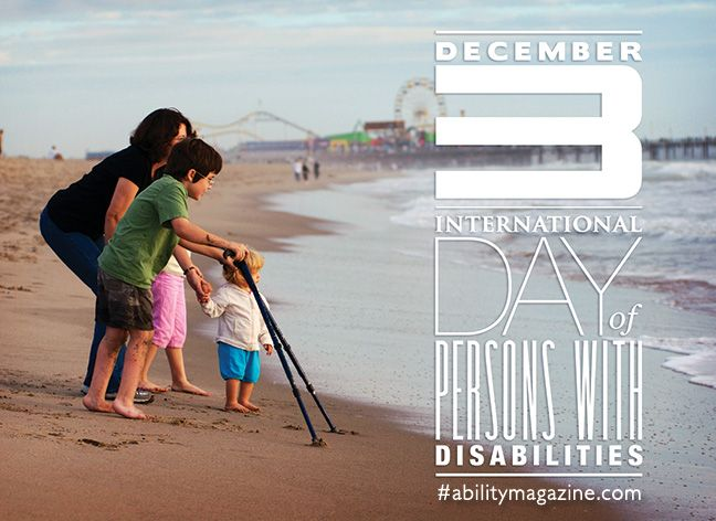 Today, there are over 1 billion people living in the world with some - disability form