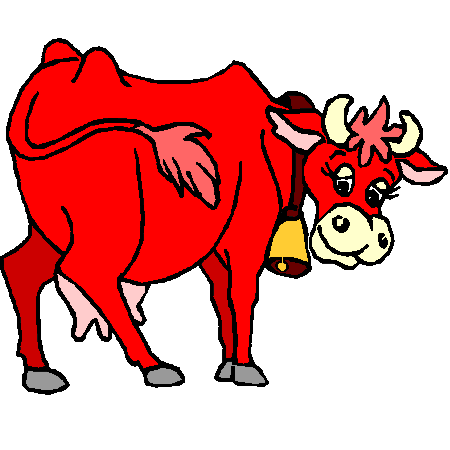 Pingl par robin prgomet sur la vache qui rit - Vache dessin humour ...