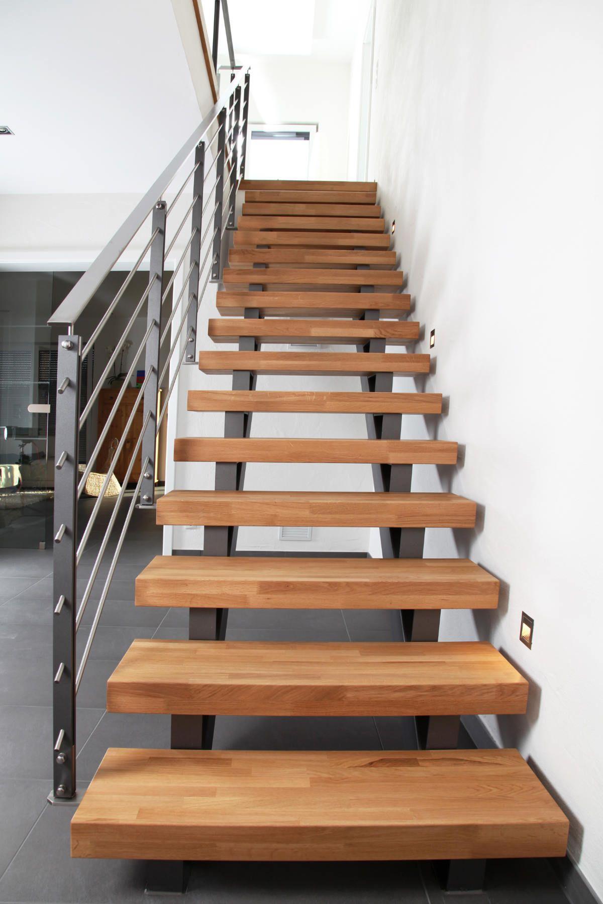 Bildergebnis F R Holz Stahl Treppe