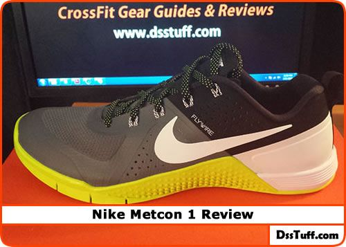 We take a look at the new Nike Metcon 1 TR shoes for men ideal for