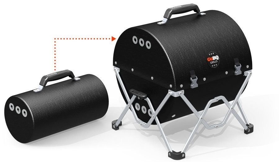 GoBQ Grills – The Revolutionary Portable Grill Made from Fireproof ...