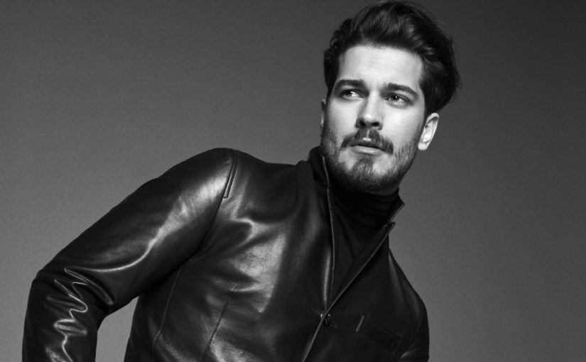 Cagatay Ulusoy Sac Stilleri Cagatay Ulusoy Leather Pants Actors