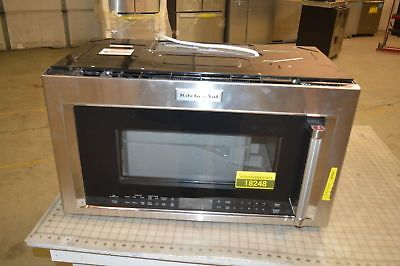 Kitchenaid Kmhp519ess 30 Stainless Overtherange Convection