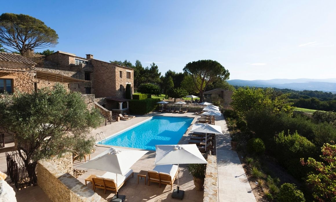 5 Of The Most Beautiful Hotels In Provence Beautiful Hotels Provence Hotel Spa