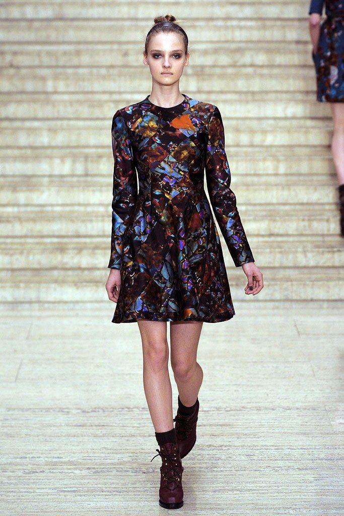 Erdem Fall 2010 Ready-to-Wear Fashion Show