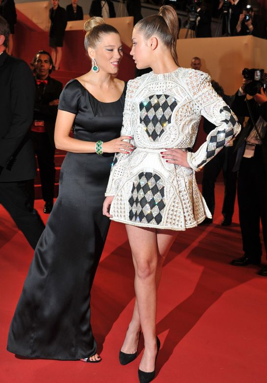 Best Dressed At Cannes Best Gowns Red Carpet Fashion Nice Dresses