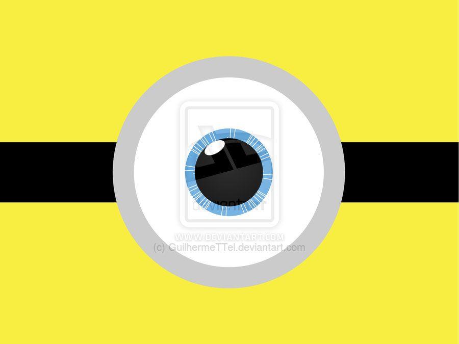 Minion Eye Invitation Templates Minions Eyes Minions Minion Party