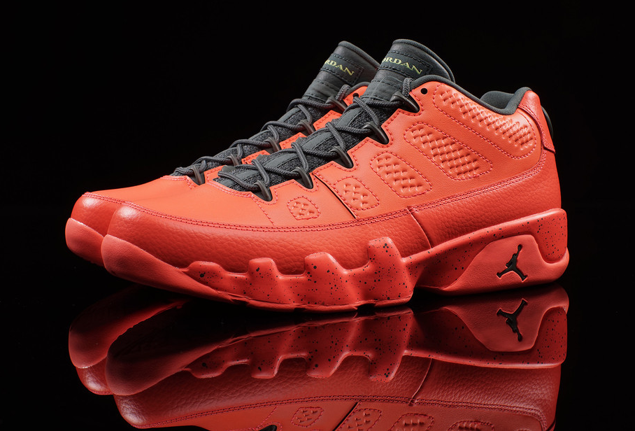 d0792e1ced3a94 Look For The Air Jordan 9 Low Bright Mango This Weekend