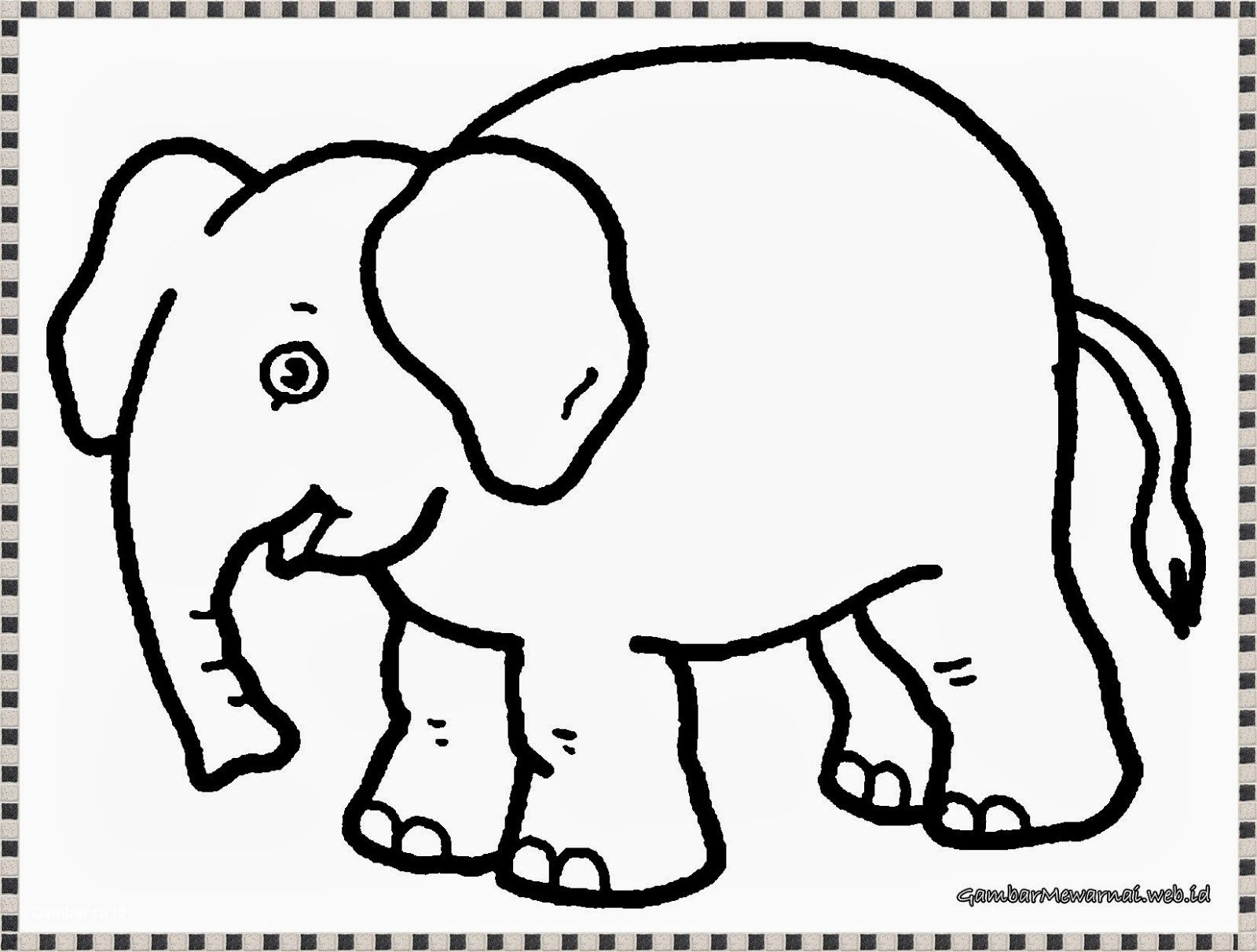 7800 Koleksi Kolase Binatang Gajah Terbaru
