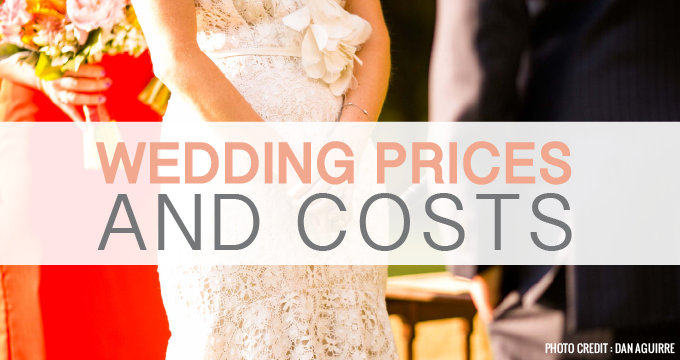 Wedding Prices and Costs in Boston Wedding prices