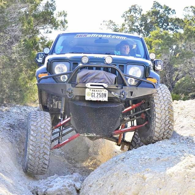 Jeep Liberty Long Arm Kit Flexing On The Trail Jeep Liberty