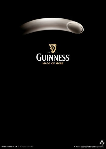 Guinness Pint Pass Ad