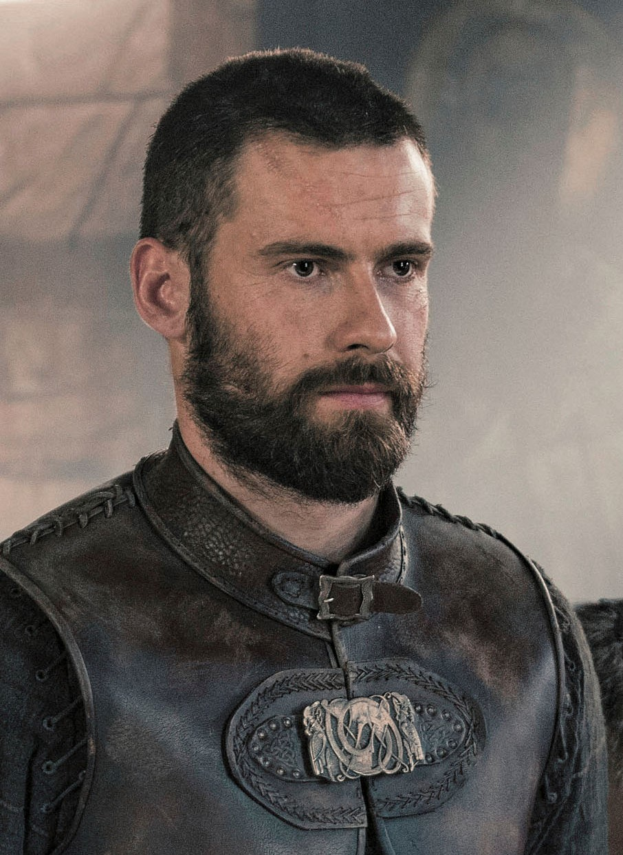 Mark Rowley (The Last Kingdom) | Historical Faceclaims in