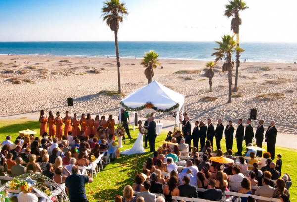 Affordable destination wedding california
